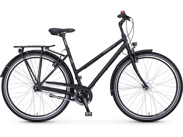 vsf fahrradmanufaktur T-50 Trapezoid Nexus 7-Speed RT, ebony matt